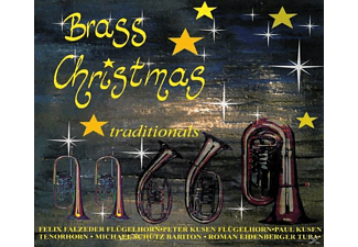 VARIOUS - Brass Christmas-Traditionals - (CD)