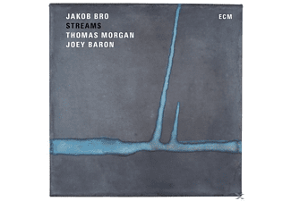 Jakob Bro, Thomas Morgan, Joey Baron - Streams - (CD)