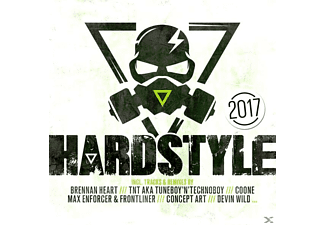 VARIOUS - Hardstyle 2017 - (CD)