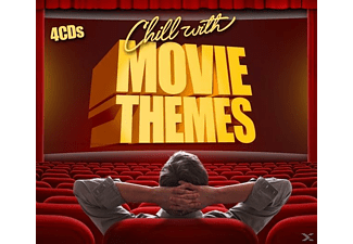 VARIOUS - Chill With Movie Themes - (CD)
