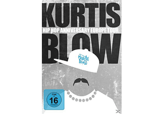 Kurtis Blow - Hip Hop Anniversary Europe Tour - (DVD)