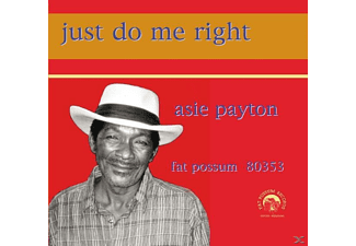 Asie Payton - Just Do Me Right - (Vinyl)