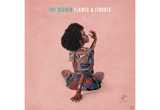 The Seshen - Flames & Figures (Coloured LP+MP3) - (LP + Download)