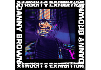 Danny Brown - ATROCITY EXHIBITION (LTD.NEON PINK VINYL+MP3) - (LP + Download)