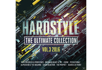 VARIOUS - Hardstyle Ultimate Collection 03/2016 | CD