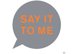 Pet Shop Boys - Say It To Me  (Ltd.12'') [Vinyl]