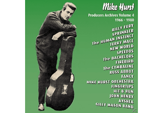 Mike Hurst - Producers Archive Vol.4 - (CD)