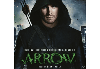 Ost-original Soundtrack Tv - Arrow-Season 1 - (CD)