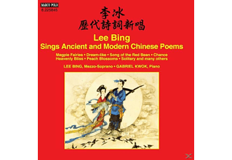 Lee Bing, Gabriel Kwok - Lee Bing Sings Ancient And Modern Chinese Poems - (CD)