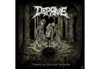 Deprive - Temple Of The Lost Wisdom [CD]
