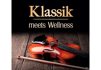 VARIOUS - Klassik meets Wellness Nr.2 - (CD)