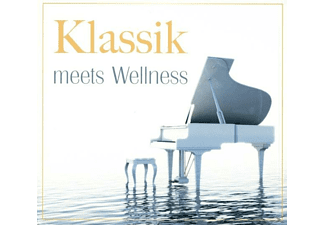 VARIOUS - Klassik meets Wellness Nr.1 - (CD)
