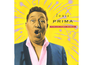 Louis Prima - CAPITOL COLLECTORS SERIES - (CD)