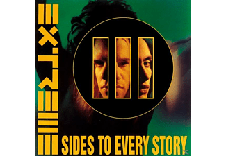 Extreme - III Sides To Every Story - (Vinyl)