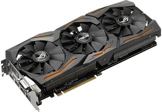 ASUS GeForce® GTX 1060 ROG Strix 6GB Gaming (90YV09Q1-M0NA00)( NVIDIA, Grafikkarte)
