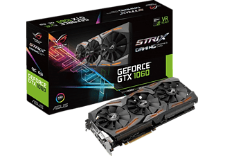 ASUS GeForce GTX 1060 ROG Strix 6GB Gaming (90YV09Q1-M0NA00) 6 GB, GTX 1060, NVIDIA, Grafikkarte