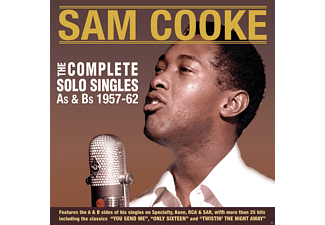Sam Cooke - The Complete Solo Singles As & Bs 1957-62 - (CD)