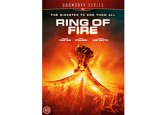 Ring of Fire Action DVD