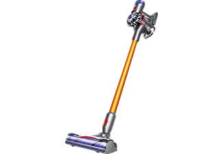 DYSON 164533-01 V8 Absolute, Handstaubsauger, Gelb/Nickel