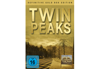 Twin Peaks - The Gold Box - (DVD)