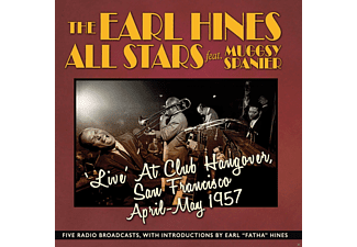Muggsy Spanier, Earl All Stars Hines - Live At Club Hangover - (CD)