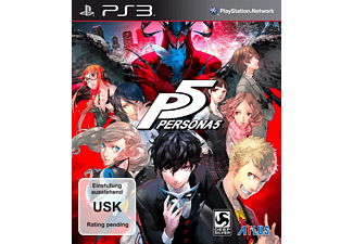 Persona 5 [PlayStation 3]