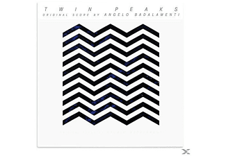 Angelo Badalamenti - Twin Peaks (180g Remastered Coloured LP/Gatefold) - (Vinyl)