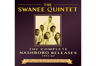 The Swanee Quintet - The Complete Nashboro Releases 1951-62 - (CD)