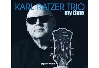 Karl Ratzer Trio - My Time - (CD)
