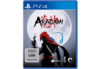Aragami - Control the Shadows - PlayStation 4