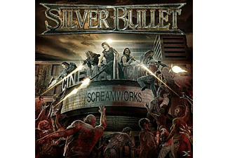 Silver Bullet - Screamworks - (CD)