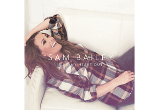 Sam Bailey - Sing My Heart Out - (CD)