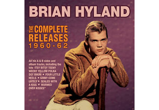 Brian Hyland - The Complete Releases 1960-62 - (CD)