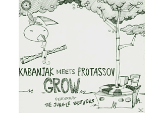 Kabanjak Meets Protassov - Grow - (CD)