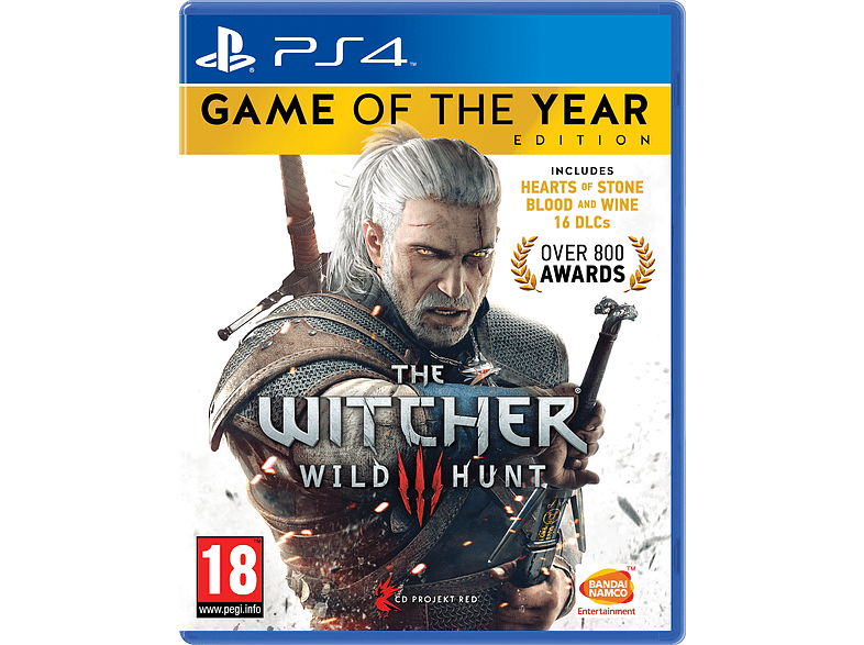 The Witcher 3: Wild Hunt Goty Edition PlayStation 4 gaming   offline sony ps4 παιχνίδια ps4 gaming games ps4 games