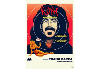The Mothers;Frank Zappa Roxy - The Movie DVD