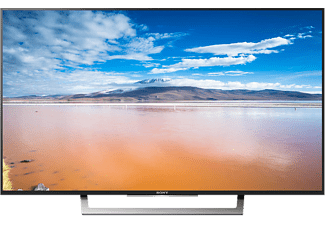 "SONY KD49XD8305 49"" Smart UHD 4K-TV 100 Hz - Svart"