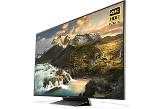 "SONY KD65ZD9 65 ""Smart 4K UHD 100 Hz - Silver"