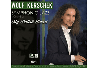 Wolf Kerschek - Symphonic Jazz-Vol.2: My Polish Heart - (CD)