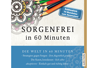 SORGENFREI IN 60 MINUTEN - (CD)
