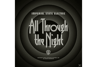 Imperial State Electric - All Through The Night - (CD)