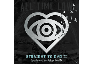All Time Low - Straight To DVD II: Past,Present,And Future Heart - (CD + DVD Video)