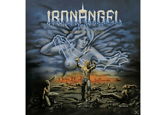 Iron Angel - Winds Of War [CD]