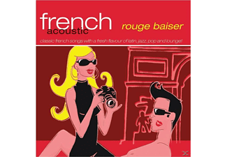 French Acoustic - ROUGE BAISER - (CD)