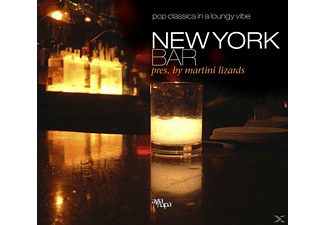 VARIOUS - New York Bar - (CD)