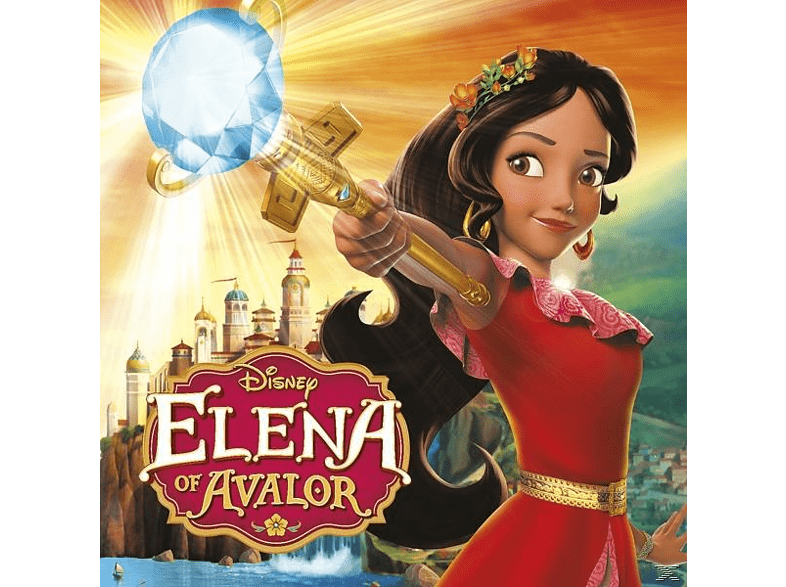 Gaby Moreno - Elena Of Avalor [CD] τηλεόραση   ψυχαγωγία μουσική cds