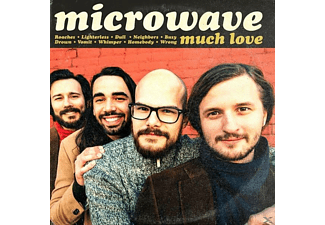 Microwave - Much Love - (CD)