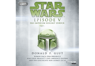 Star Wars™ - Episode V. Das Imperium schlägt zurück - 1 MP3-CD - Science Fiction