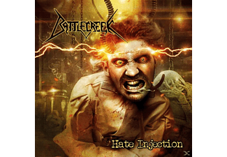 Battlecreek - Hate Injection (Ltd.Vinyl) [Vinyl]