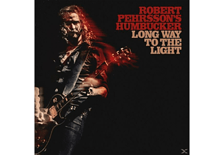 Robert Pehrsson's Humbucker - Long Way To The Light - (CD)